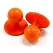 Gombíky do rondonu oranžové