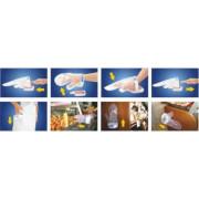 Hygienická rukavica Clean Hands - univerzálny set
