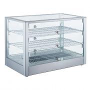 Ohrevná vitrína LINOREX® MINI – hranatá – 115 liter