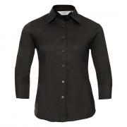 Dámska čašnícka košeľa 3/4 rukáv - 4 farby