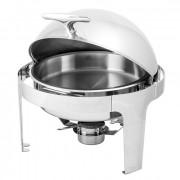 Chafing Dish Roll Top ELEGANCE 180° oválny