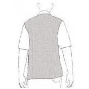 Kuchársky rondon OTTAVIO MM SAYLOR - krátky rukáv (polybavlna)
