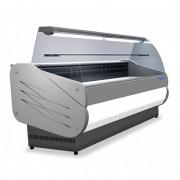 Univerzálna predajná vitrína SALINA 415 l - 0,8 kW