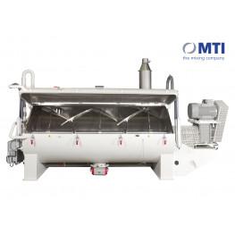 Horizontální studená míchačka MTI typ K
