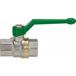 """GALAXY 0504V203 Guľový ventil na pitnú vodu F/F 3/8"""", DN 10, Al páka"""