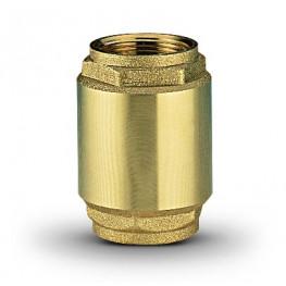 """Ms Spätná klapka s nerezovým vnútrom, -20 až 100°, typ 1000 1.1/4"""" 10000010"""
