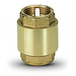 "Ms Spätná klapka s plastovým vnútrom, 0 až 90°, typ 1010 1.1/2"" 10100011"