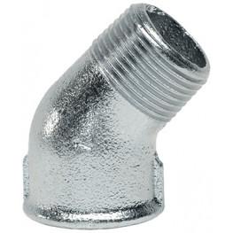 """GEBO Platinum 121 Koleno 45° M/F 3"""", 121-11V"""