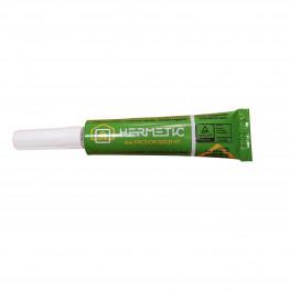Hermetic - lepidlo na sklokeramickú šnúru do 1100 °C 20ml