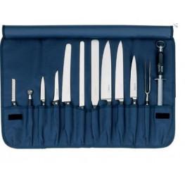 12-dílná sada celokované nožů Giesser Messer G8294b