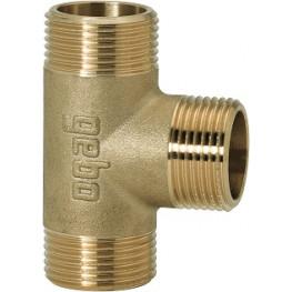 """GEBO Gold - Ms T-kus M/M/M 3/4"""", G135-05BR"""