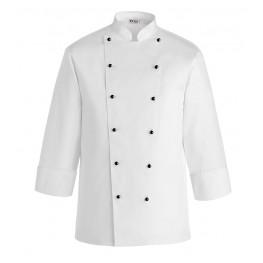 Kuchařský rondon AIR 100% bavlna - bílý