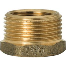 "GEBO Gold - Ms Redukcia M/F 1""x3/4"", G241-26BR"