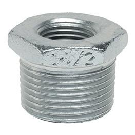 """GEBO Platinum 241 Redukcia M/F 2.1/2""""x1.1/4"""", 241-42V"""
