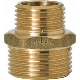 """GEBO Gold - Ms Vsuvka redukovaná M/M 2""""x1.1/4"""", G245-37BR"""