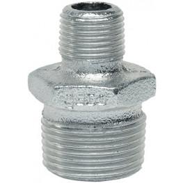 """GEBO Platinum 245 Vsuvka red. M/M 2.1/2""""x2"""", 245-44V"""