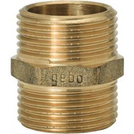 """GEBO Gold - Ms Vsuvka M/M 1/8"""", G280-01BR"""