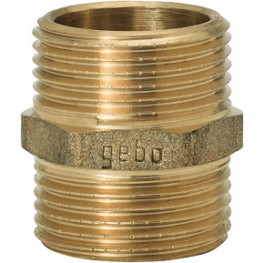 """GEBO Gold - Ms Vsuvka M/M 3/8"""", G280-03BR"""