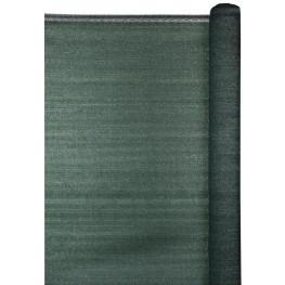 Sieť tieniaca PRIVAT 1,2x50 m, HDPE, UV, 230 g/m2, 95% zelená