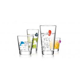 Tescoma značky na poháre myDRINK, 12 ks, oceán