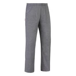 Kuchárske nohavice Grey mix