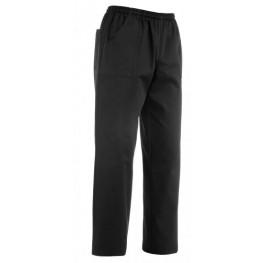 Kuchárske nohavice Bazzy Black