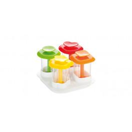 Tescom Tvorítka na jednohubky PRESTO Foodstyle, 4 tvary