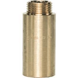"""GEBO Gold - Ms Predĺženie M/F 1""""x10mm, G500-10-06BR"""