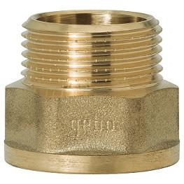 """GEBO Gold - Ms Predĺženie so šesťhranom M/F 1.1/2"""", G529-08BR"""