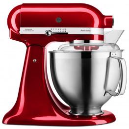 KitchenAid Artisan kuchynský robot 5KSM185PSECA - červená metalíza