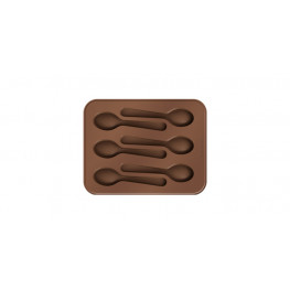Tescoma formičky na čokoládu DELÍCIA CHOCO, lyžičky