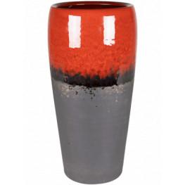 Amora Duo Black Red 18x35 cm