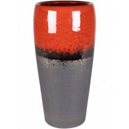 Amora Duo Black Red 23x45 cm