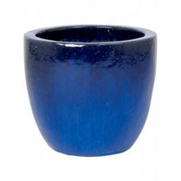 Plain Blue Couple Extra 39x34 cm
