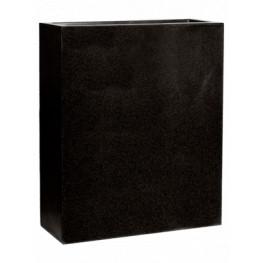 Capi Lux Vase envelope I black 60x24x74 cm