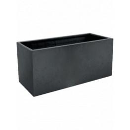 Grigio D-lite box S anthracite-concrete 60x20x20 cm