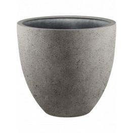 D-lite (Grigio) Egg pot M natural concrete 45x22 cm
