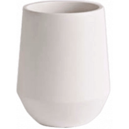 D&M Indoor Fusion vase white 16x20 cm