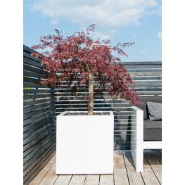 Fiberstone Glossy white block L 50x50x50 cm