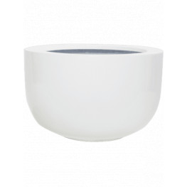 Fiberstone glossy white Sunny 33x20 cm