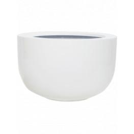 Fiberstone glossy white Sunny 45x27 cm