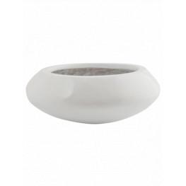 Fiberstone Glossy white tara XS 31x12 cm