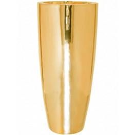 Fiberstone Platinum glossy gold dax L 37x80 cm
