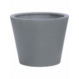 Fibestone bucket grey S 50/40 cm