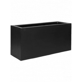 Fiberstone jort black S 80/30/40 cm