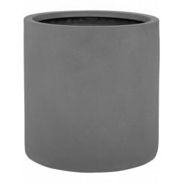 Natural Puk M grey 20x20 cm