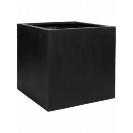 Fiberstone Block black XL 60x60x60 cm