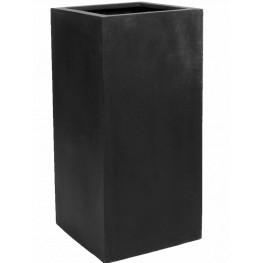 Fiberstone bouvy black 30/30/60 cm