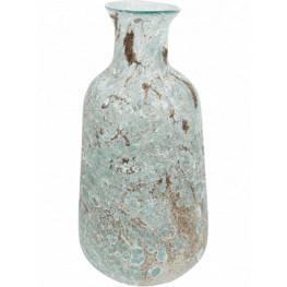 Aya Vase Bottle Ice Green 18x36 cm