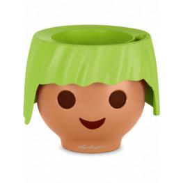 Lechuza Ojo All-in-one set Apple green (zelena) 21x16 cm
